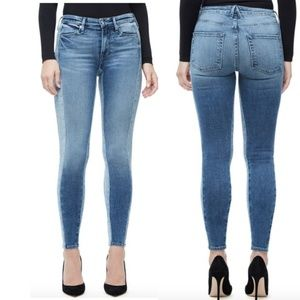 Good American Piecing High Waist Skinny Jeans 20